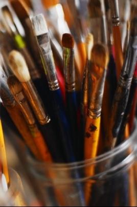 Всероссийская выставка-конкурс дипломных работ студентов художественных училищ постер