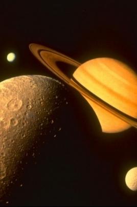Космос. Земля.Человек постер