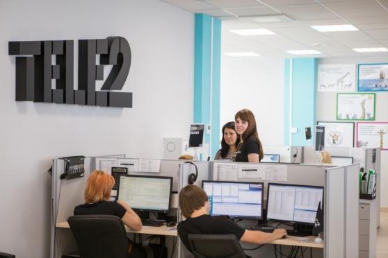Контактный центр Tele2 за год работы принял почти 67 тысяч звонков жителей Марий Эл
