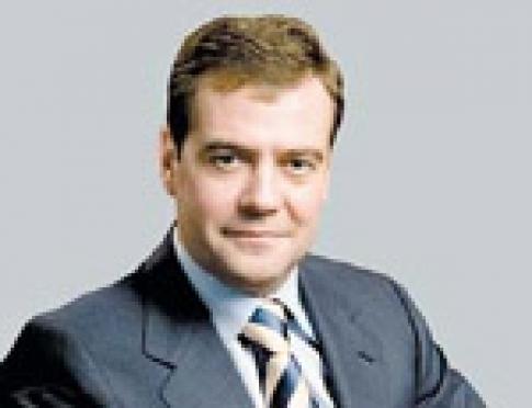 По данным, полученным после обработки 98,94% протоколов, Дмитрий Медведев набирает в Марий Эл 77,2% голосов