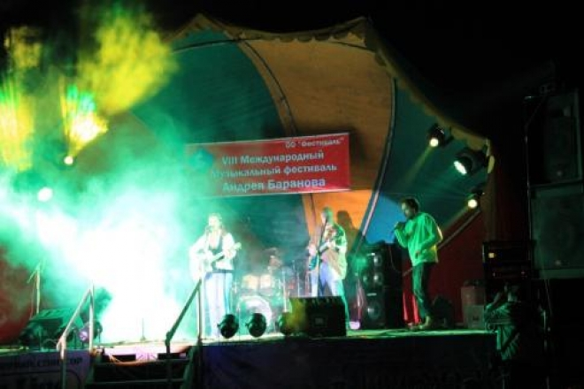 Любители музыки выдвигаются в Волжск, на «Баранку» (Марий Эл)