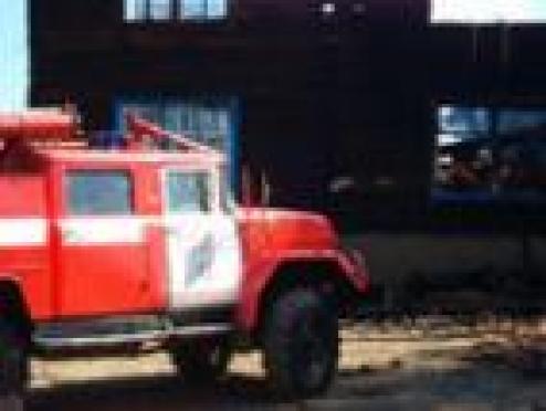 В Марий Эл в начале следующей недели придут новые пожарные машины