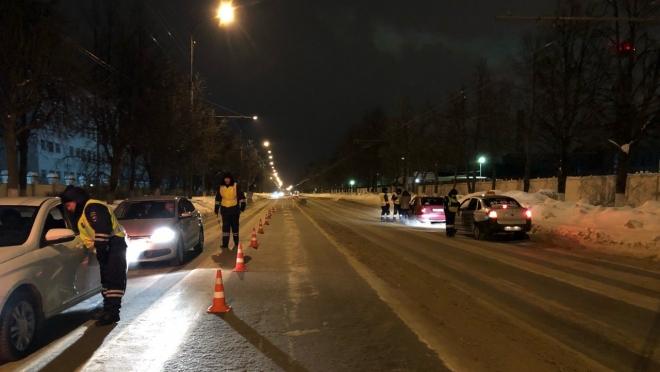Автоинспекторы этой ночью задержали в Оршанском районе нетрезвого водителя