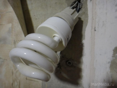 В Йошкар-Оле плановое отключение электроэнергии