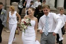 В Йошкар-Оле - свадебный бум