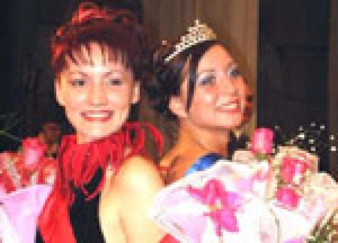 Юрисконсульт отдела по конвоированию получила титул «Мисс УИС 2007»