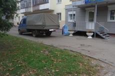 В Йошкар-Оле водитель Газели сбил на тротуаре 89-летнюю женщину
