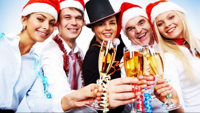 Новогодний корпоратив:  где провести главное торжество года
