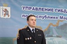 Михаил Камаев возглавил Управление ГИБДД МВД по Марий Эл