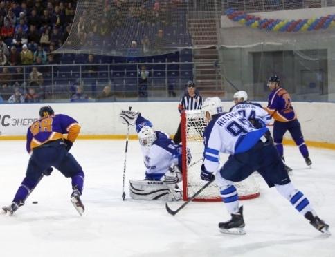 Пенза вырвала победу у Волжска на последних секундах поединка