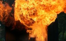 В Йошкар-Оле загорелся малярный цех