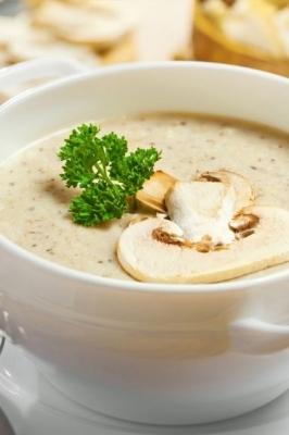 ПП меню: Супы-пюре и болгарский суп Таратор