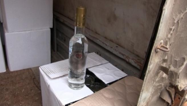 426 литров алкоголя не дойдёт до потребителя