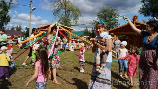 В Казани пройдет этнофестиваль «Крутушка»