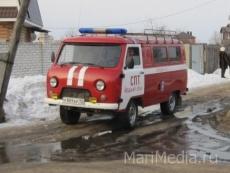 В Марий Эл на пожарах погибли мальчик и девочка двух лет