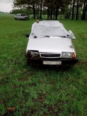 ВАЗовские модели оказались в сводках ГИБДД, машины бились и переворачивались в кювет
