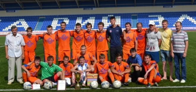 Команда «МНПЗ-МарГУ» в нынешнем сезоне сделала «дубль»