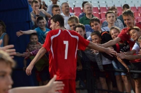 «Спартак» забил первый гол в сезоне и заработал первое очко