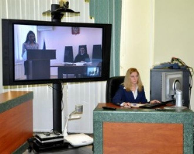 Суды Марий Эл активно используют видеоконференцсвязь во время судопроизводства