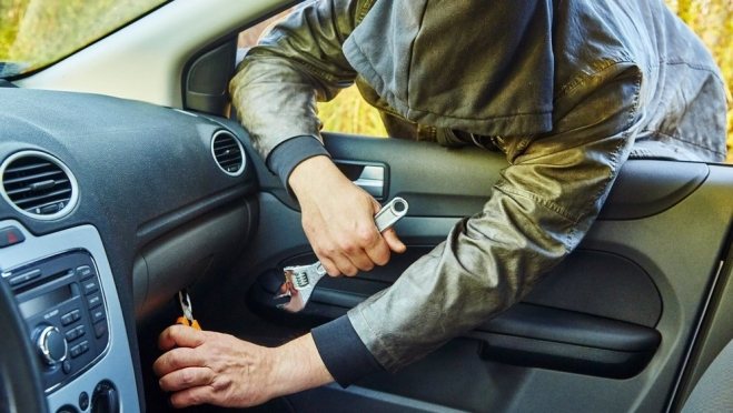 В Марий Эл участились случаи кражи из салонов автомобилей