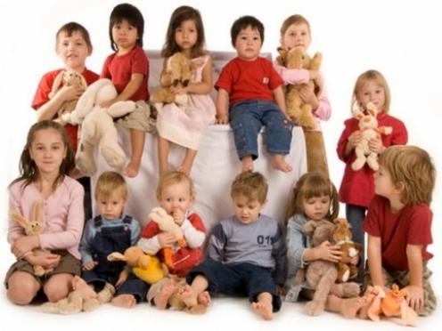 В России планируют создать интерактивную карту детских домов