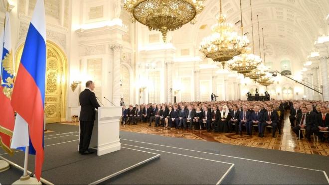 Владимир Путин обратится к Федеральному Собранию с посланием 1 марта