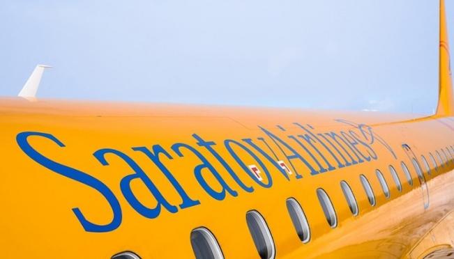 Саратовские авиалинии прекращают полёты