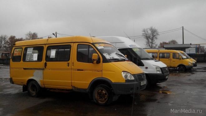 Три частных перевозчика включены к систему «Умный транспорт»