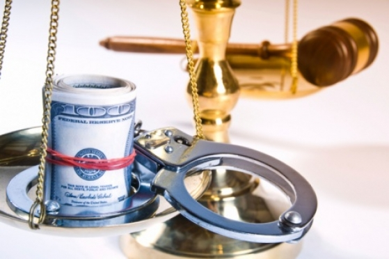 Бывшие полицейские заплатят в казну РФ 250 тысяч рублей