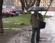 Жителей Марий Эл ждёт дождливая погода