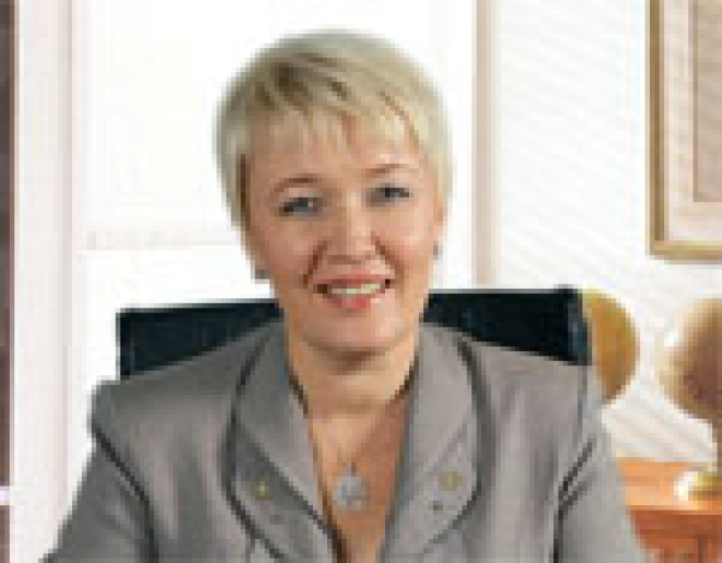 Новым председателем Всемарийского Совета избрана Лариса Яковлева