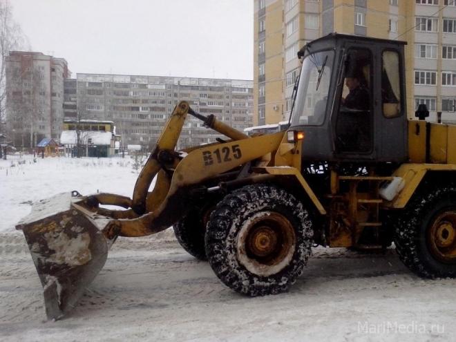 «Дворовый» снег на снежной свалке будут принимать бесплатно