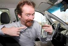 Полиция готовит крупномасштабную облаву на пьяных водителей
