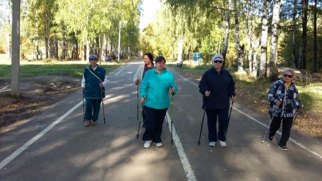 В Йошкар-Оле впервые пройдут соревнования по скандинавской ходьбе