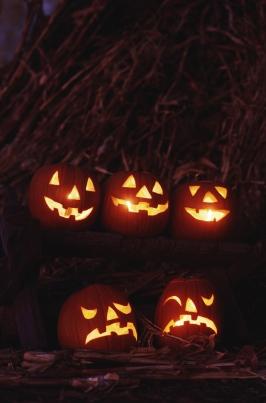 Halloween от Заката до Рассвета постер