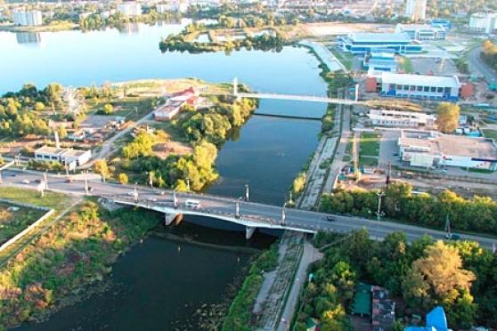 Центральный мост в Йошкар-Оле отдали Нижнему Новгороду