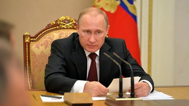 К инаугурации Владимира Путина выпустят памятную почтовую марку