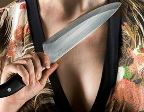 Женские «посиделки» закончились поножовщиной