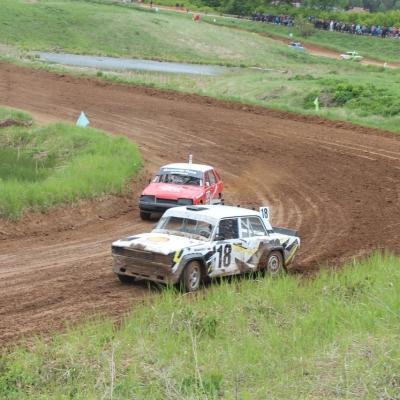 5-ый этап Чемпионата РМЭ по автокроссу