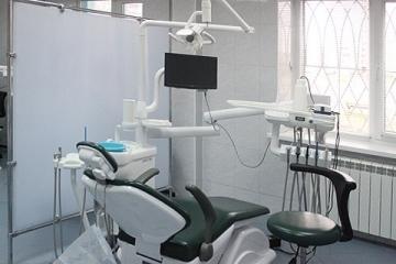 Стоматологическая установка «AZIMUT 100A»