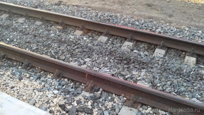 В Йошкар-Оле ограничено движение на железнодорожном переезде по ул. Строителей