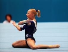 Марийская гимнастка привезла европейскую «бронзу»