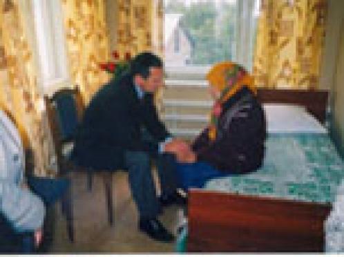 В Марий Эл дома для одиноких престарелых признаны годными для проживания