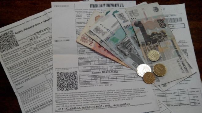 В Йошкар-Оле долг населения за услуги ЖКХ превысил 400 млн рублей