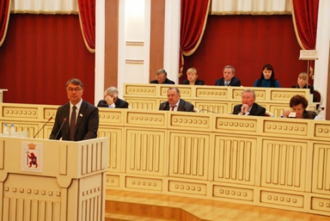На предстоящей неделе депутаты примут бюджет Марий Эл на 2014 год