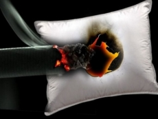 В Марий Эл — очередная жертва непотушенной сигареты