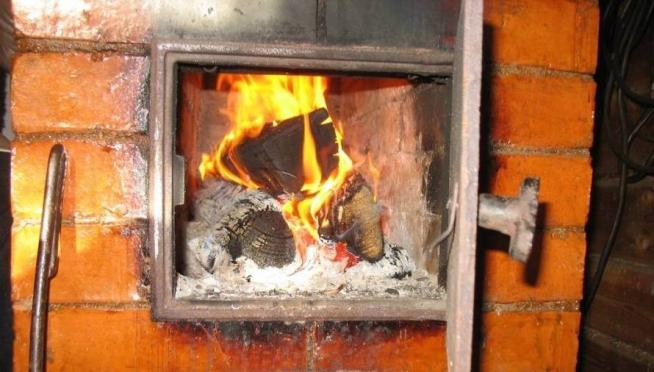 В Марий Эл горят бани