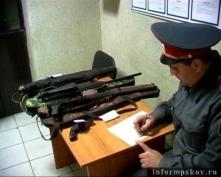Полиция Марий Эл готова заплатить за добровольную сдачу оружия до 3000 рублей