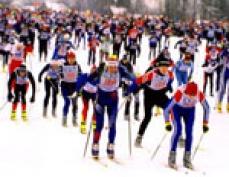 Жителям Марий Эл вновь не хватило «билетов» на «Лыжню России»