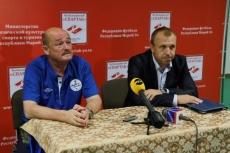 Тренер из Ижевска высоко оценил профессионализм воспитанников марийского футбола
